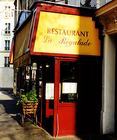 La-Regalade, Paris
