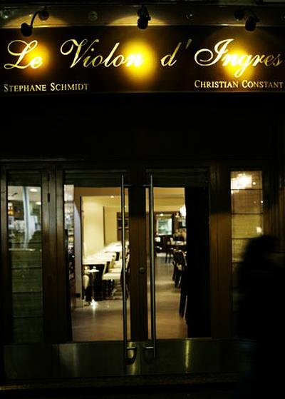 Le Violon d'Ingres, Paris