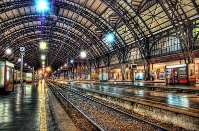Night trains de Trey Ratcliff