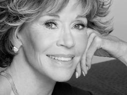 Jane Fonda, at TED