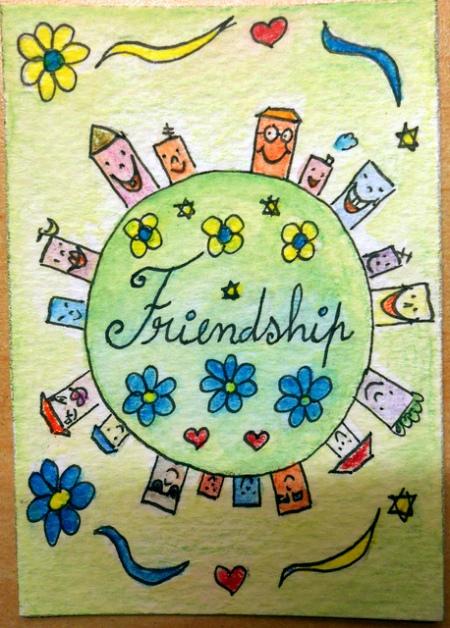Amizade: pratique e viva bem até mais de 120 anos