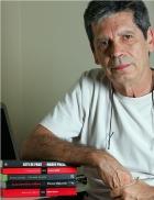 Mario Prata e seu novo livro, Sete de Paus. Foto Epitácio Pessoa/AFEP, 15-91337806