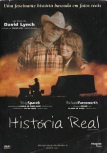 UMA HISTÓRIA REAL (1999 -França, Reino Unido e Estados Unidos), perdão e reencontros da maturidade. Um fazendeiro do interior dos Estados Unidos fica sabendo que o irmão, que não vê há 10 anos, sofreu um derrame. Decide ir até ele para reconciliar-se, dirigindo um pequeno trator por mais de 300 quilômetros. Apesar do inusitado da história, esse foi considerado o filme mais convencional de David Lynch.